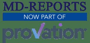 Provation MD Reports Logo