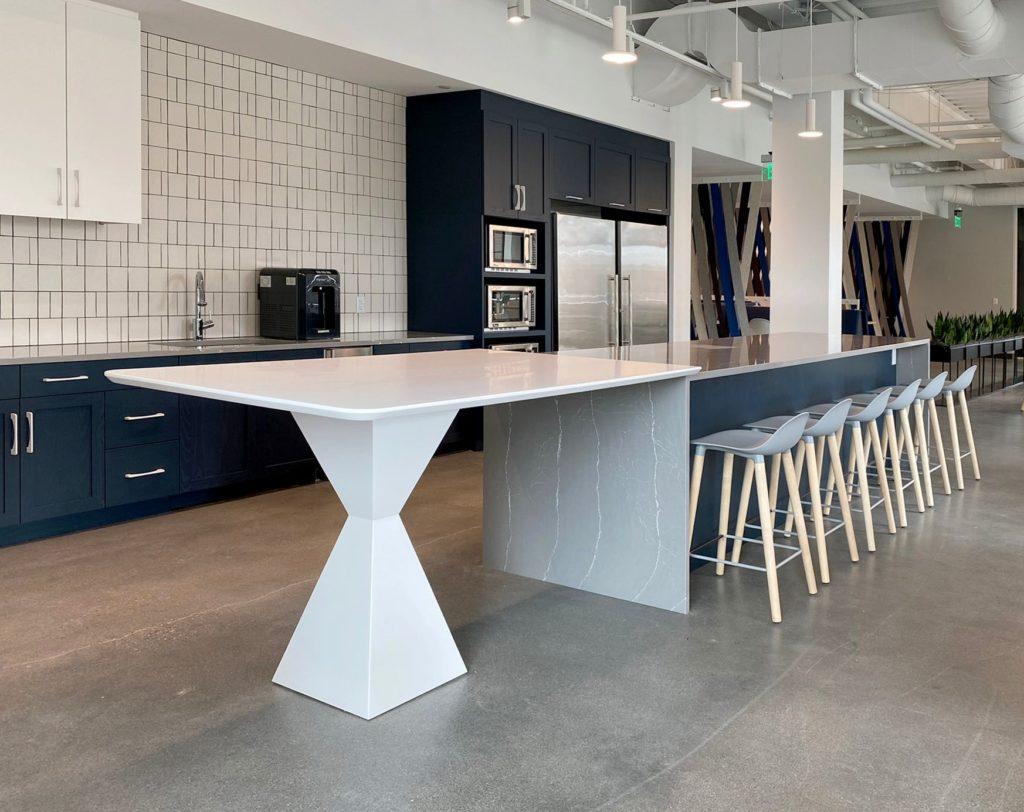 breakroom kitchen