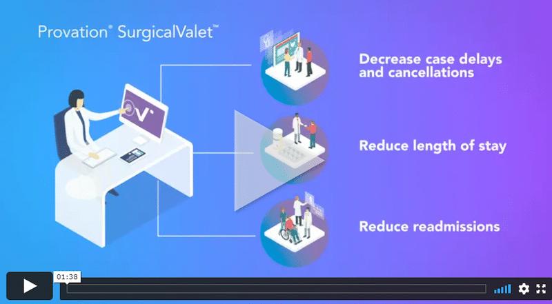 SurgicalValet for hospitals screenshot
