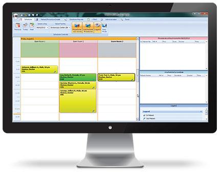 Provation endoPRO iQ Patient Scheduler